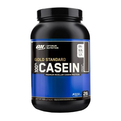 Optimum Nutrition 100% Casein Protein (908гр) - фото 4483
