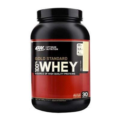 Optimum Nutrition 100 % Whey Gold Standard (907гр) - фото 4489