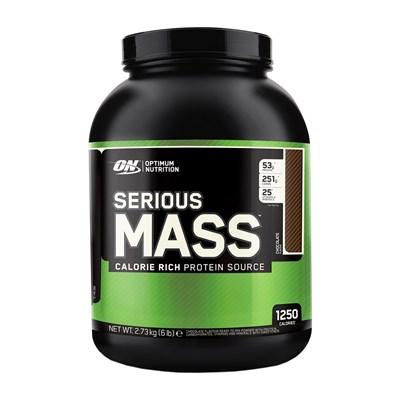 Optimum Nutrition Serious Mass (2727гр) - фото 4491
