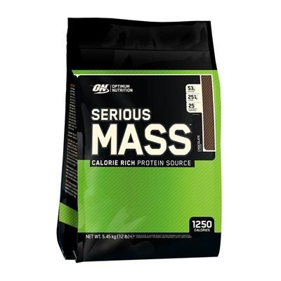 Optimum Nutrition Serious Mass (5455гр) - фото 4493