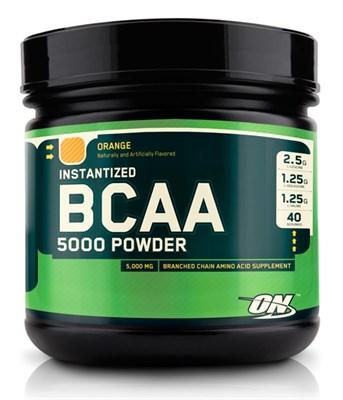 Optimum Nutrition BCAA 5000 Powder (380гр) - фото 4500