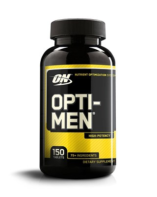 Optimum Nutrition Opti-Men (150таб) - фото 4507