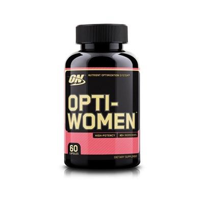 Optimum Nutrition Opti-Women (60капс) - фото 4515