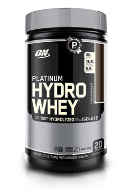 Optimum Nutrition Platinum Hydrowhey (795гр) - фото 4518