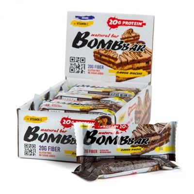 BOMBBAR Protein Bar (60гр) - фото 4526