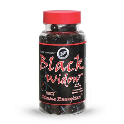 Hi-Tech Pharmaceuticals Black Widow (90капс) - фото 4556
