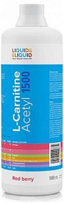 LIQUID & LIQUID - Acetyl L-Carnitine 1500 (1000 мл) - фото 4568
