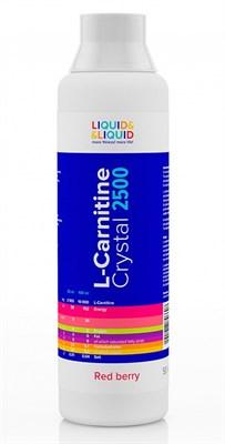 LIQUID & LIQUID - L-Carnitine Crystal 2500 (500мл) - фото 4574