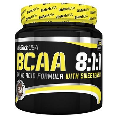 BioTech USA - BCAA 8:1:1 (300гр) - фото 4585