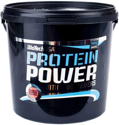 BioTech USA Protein Power (1000гр) - фото 4590