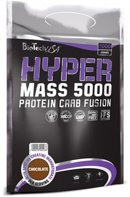 BioTech USA Hyper Mass 5000 (1000гр) - фото 4598
