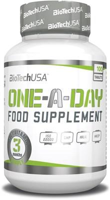 BioTech USA One-A-Day (100таб) - фото 4600