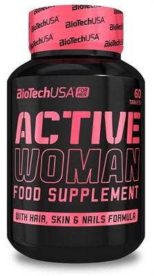 BioTech USA Active Woman (60таб) - фото 4601
