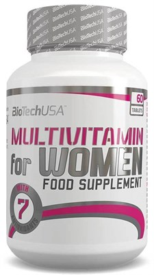 BioTech USA Multivitamin for Women (60таб) - фото 4604