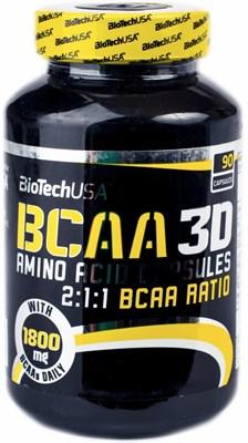 BioTech USA BCAA Nano 3D (90капс) - фото 4605