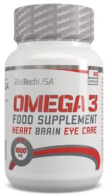 BioTech USA Omega 3 (90капс) - фото 4607