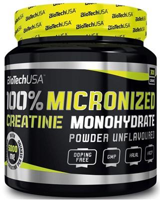 BioTech USA 100% Creatine Monohydrate (300гр) - фото 4609