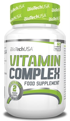 BioTech USA Vitamin Complex (60таб) - фото 4615