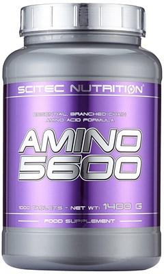 Scitec Nutrition Amino 5600 (1000таб) - фото 4620