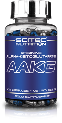 Scitec Nutrition AAKG (100капс) - фото 4630