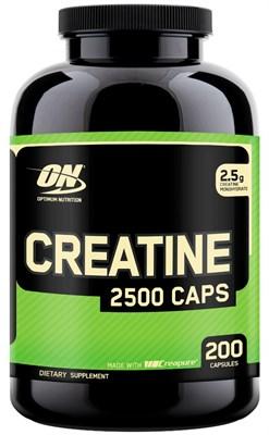 Optimum Nutrition Creatine 2500 Caps (200капс) - фото 4700