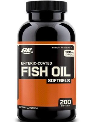 Optimum Nutrition Fish Oil Softgels (200капс) - фото 4704