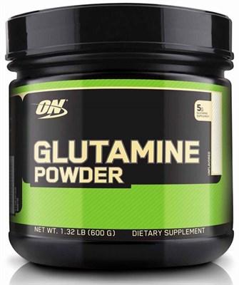 Optimum Nutrition Glutamine Powder (600гр) - фото 4711