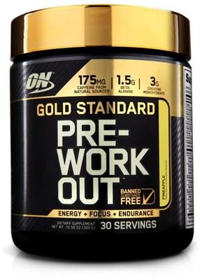 Optimum Nutrition - Gold Standard PRE-Workout (300гр) - фото 4712