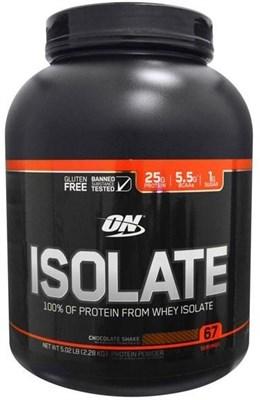Optimum Nutrition Isolate Gluten Free (2270гр) - фото 4714