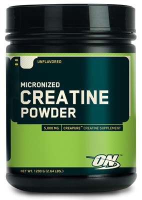 Optimum Nutrition Micronized Creatine Powder (1200гр) - фото 4715