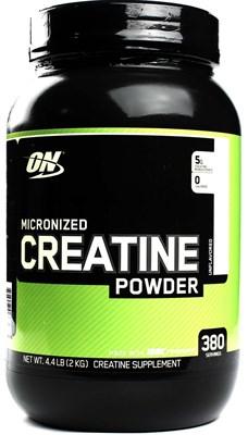 Optimum Nutrition Micronized Creatine Powder (2000гр) - фото 4716