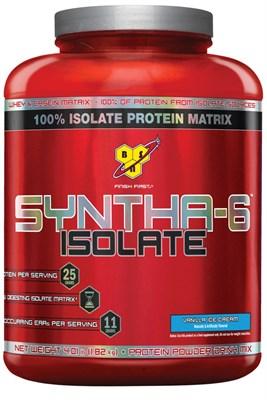 BSN Syntha-6 Isolate (1824гр) - фото 4730