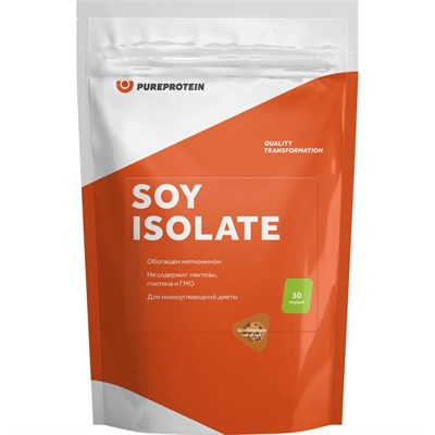 PureProtein - Soy Isolate (900гр) - фото 4751