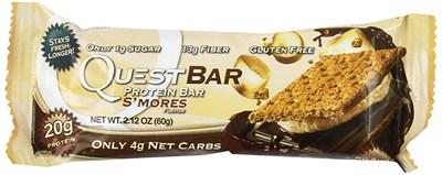 Quest Nutrition - Quest Bar (60гр) - фото 4757