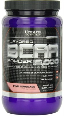 Ultimate Nutrition BCAA 12000 Powder (457гр) - фото 4768