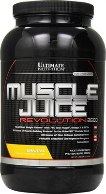 Ultimate Nutrition Muscle Juice Revolution 2600 (2120гр) - фото 4771