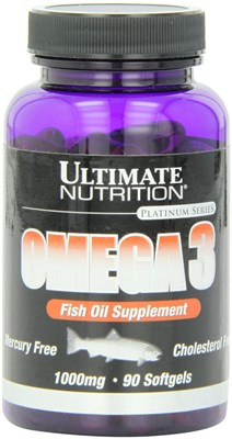 Ultimate Nutrition Omega 3 (90капс) - фото 4774