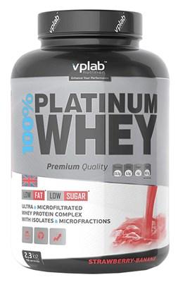 VP Laboratory 100% Platinum Whey (2300гр) - фото 4776