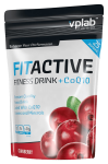 VP Laboratory FitActive Fitness Drink + Q10 (500гр) - фото 4812