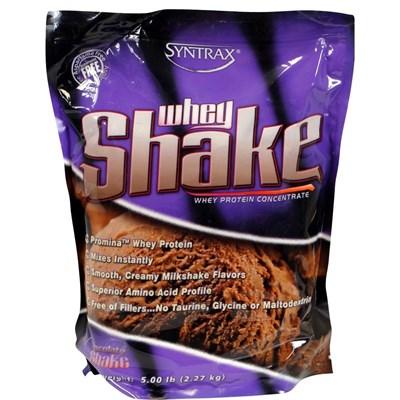 Syntrax Whey Shake (2270гр) - фото 4817