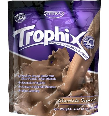 Syntrax Trophix 5.0 (2270гр) - фото 4818