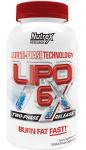 Nutrex Lipo 6x (240капс) - фото 4822