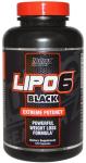 Nutrex Lipo 6 Black (120капс) - фото 4826