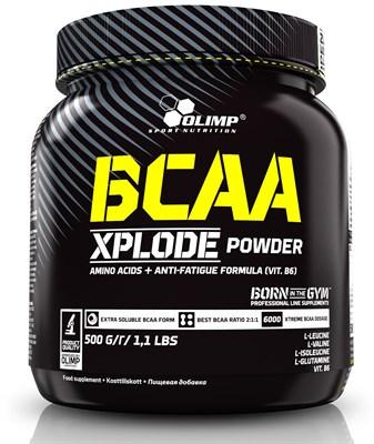 Olimp BCAA Xplode (500гр) - фото 4834