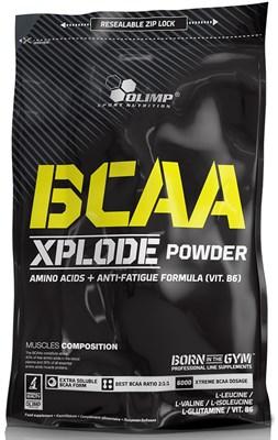 Olimp BCAA Xplode (1000гр) - фото 4835