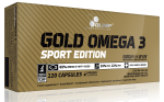 Olimp Gold Omega 3 Sport Edition (120капс) - фото 4842