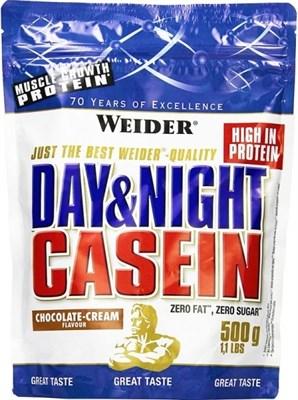 Weider Day & Night Casein (500гр) - фото 4847