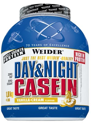 Weider Day & Night Casein (1800гр) - фото 4848