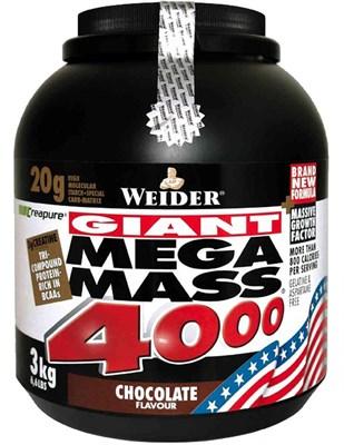 Weider Mega Mass 4000 (3000гр) - фото 4849