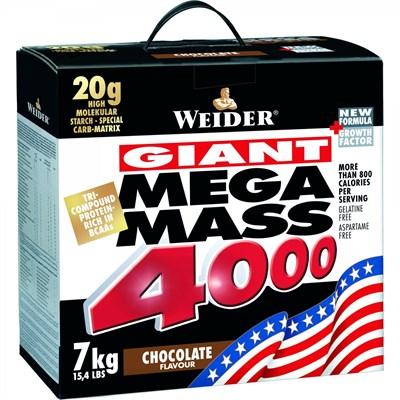 Weider Mega Mass 4000 (7000гр) - фото 4850